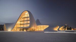 Centro culturale Azerbaijan - Elfor