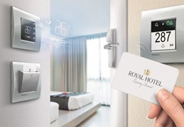 gestione centralizzata stanze hotel