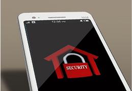 sistema di allarme anti intrusione