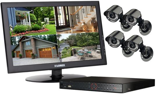videosorveglianza per case